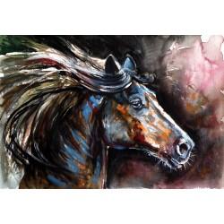 Horse portrait II