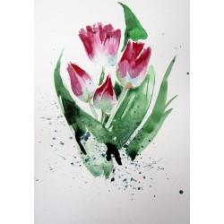 Little tulips