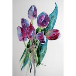 Little tulips II