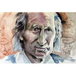 Portrait of Istvan Szilagyi