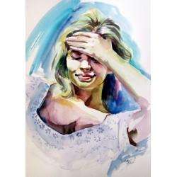 Portrait of beauty III